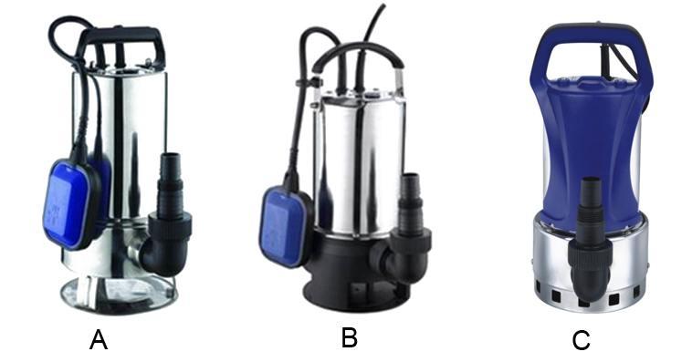 JDP-SD,SPD Submersible Pump