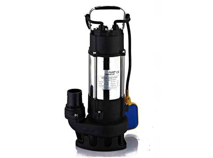 V-F Sewage Pump