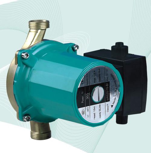 WRS20/15-Br  Circulation Pump