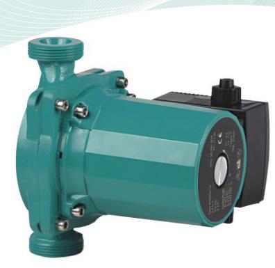 WRS25/15 Circulation Pump