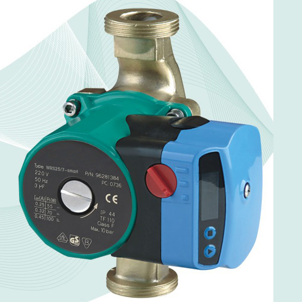 WRS25/7-smart Circulation Pump